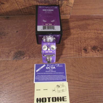 Hotone Octa Octave Pedal for sale