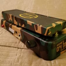 Dunlop  DB-01 Cry Baby From Hell Dimebag Camouflage