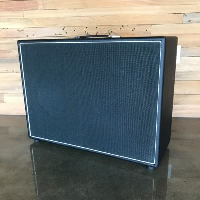 Mojotone Select Series 2X12 Ext. Cabinet w/ 3 piece back LOADED w/ Mojotone BV30H 8 ohm speakers. for sale