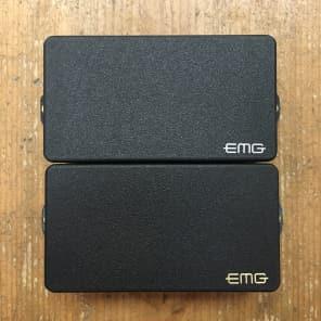 EMG 81/85-B Active Humbucker Set
