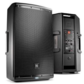 """JBL EON615 2-Way 1000-Watt 15"""" Active Loudspeaker"""