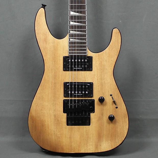 new jackson x series soloist slx koa electric guitar free reverb. Black Bedroom Furniture Sets. Home Design Ideas