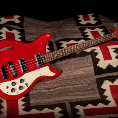 1969 Kustom K-200 Bass