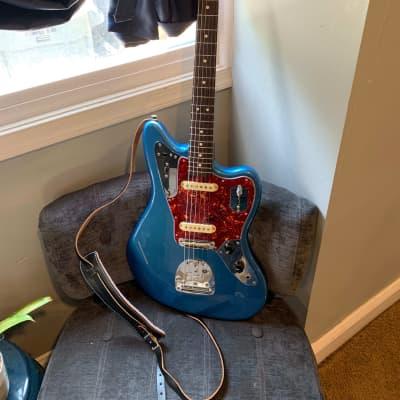 Fender Johnny Marr Signature Jaguar 2018 Lake Placid Blue for sale