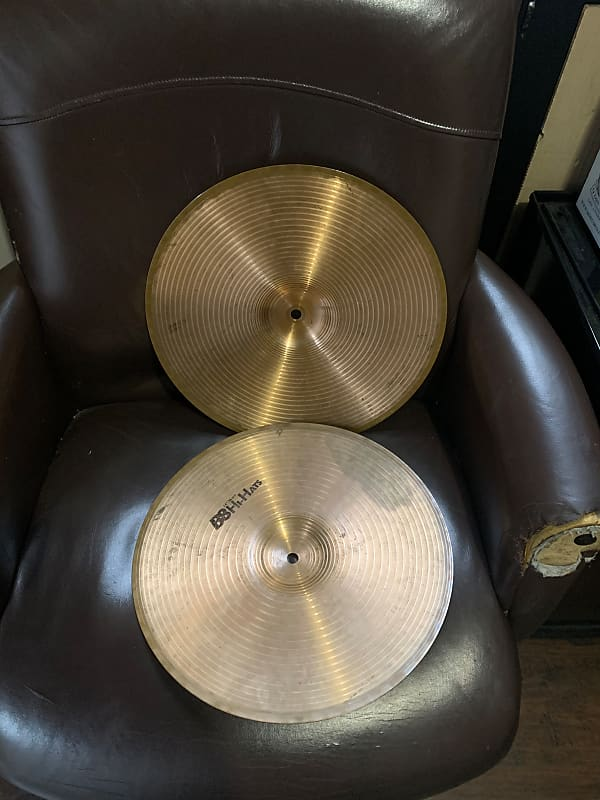 sabian b8 ride and high hats luis 39 s gear locker reverb. Black Bedroom Furniture Sets. Home Design Ideas