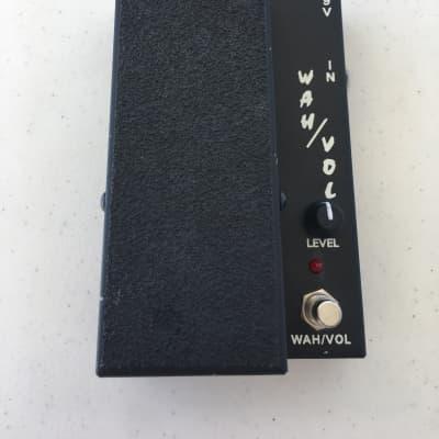 Morley MWV Mini Wah Volume Optical Wah Rare Guitar Effect Pedal