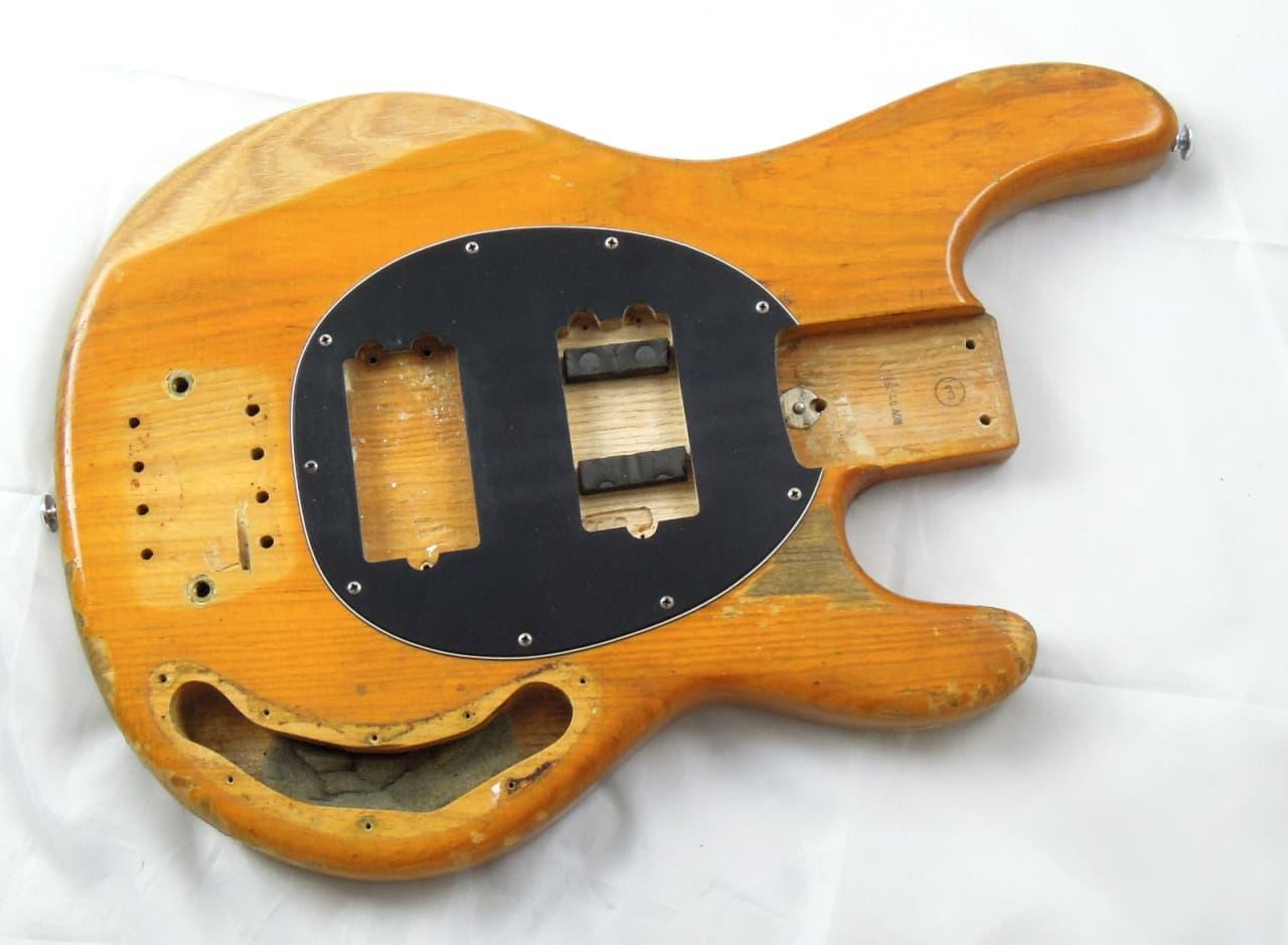 musicman 1979 vintage pre ernie ball stingray bass body reverb. Black Bedroom Furniture Sets. Home Design Ideas