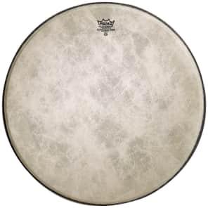 "Remo Powerstroke P3 Fiberskyn Bass Drum Head 20"""