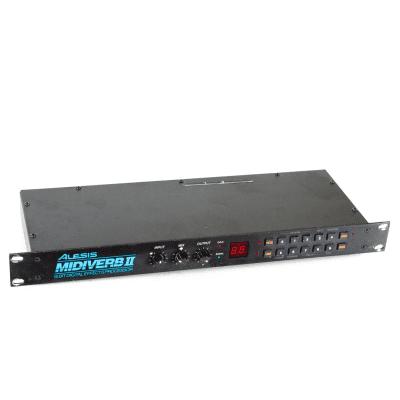 Alesis Midiverb II 16-Bit Digital Effects Processor
