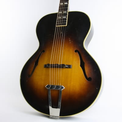 1952 Gibson L-4 Archtop Guitar Vintage Sunburst for sale