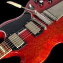 2003 Gibson SG 1961 Custom Shop Gary Rossington Signature Brazilian Limited Edition ~ Aged Cherry