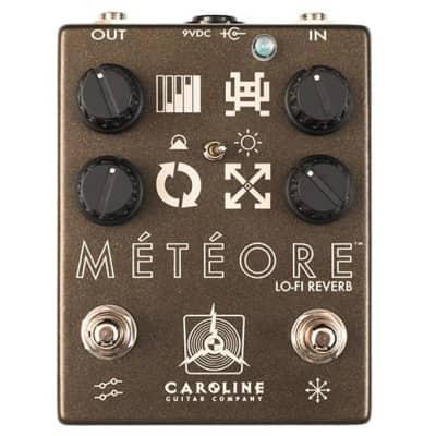 Caroline METEORE Lo-Fi Reverb Pedal