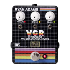 JHS The VCR Volume Chorus Reverb Guitar Effects Pedal Stompbox Footswitch NEW