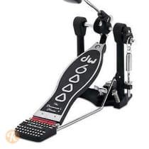 DW 6000 Nylon Strap Single Bass Drum Pedal 2010s Black image