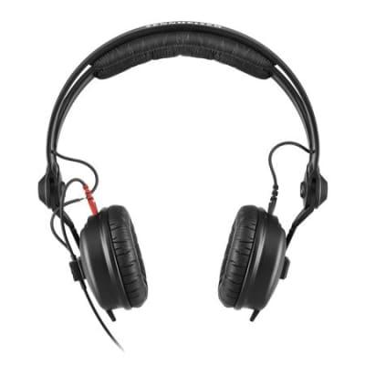 Sennheiser HD 25 Plus Closed-Back On-Ear Professional Headphones