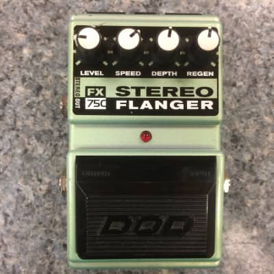 DOD FX 75C  Stereo Flanger for sale