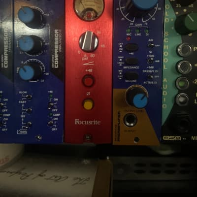 Focusrite Red 1 500 Series Mic Preamp Module