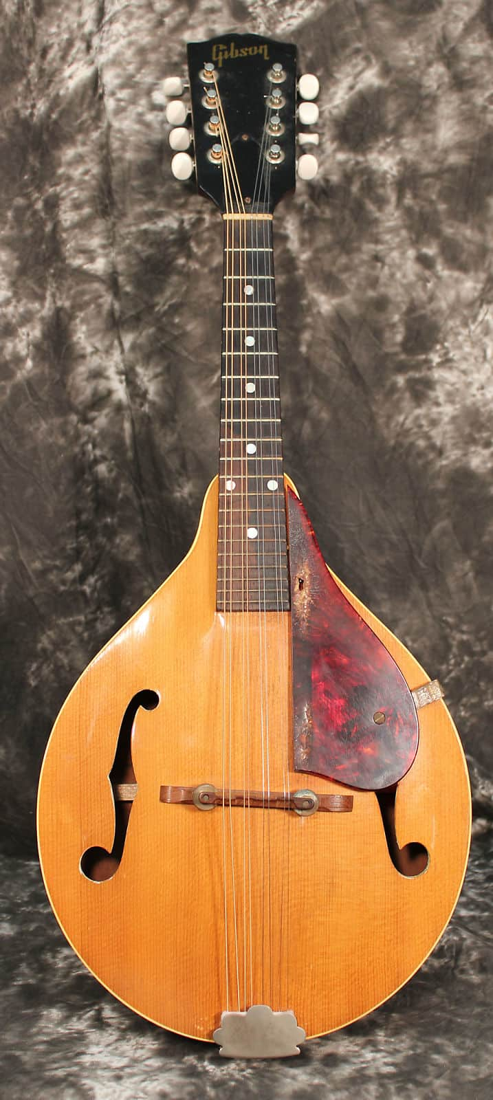 1950 vintage gibson a 40 mandolin natural w nohsc reverb. Black Bedroom Furniture Sets. Home Design Ideas