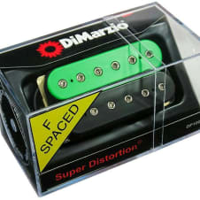 DiMarzio dimarzio DP100 Super Distortion Humbucker Pickup - | Reverb