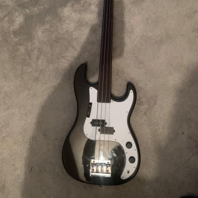 HOHNER vintage fretless bass guitar for sale