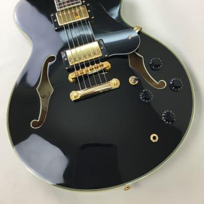 Samick Greg Bennett RL-4 Black (w/ new padded gig bag) + Free Shipping for sale