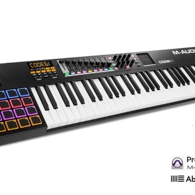 M-Audio Code 61 61-key Keyboard Controller