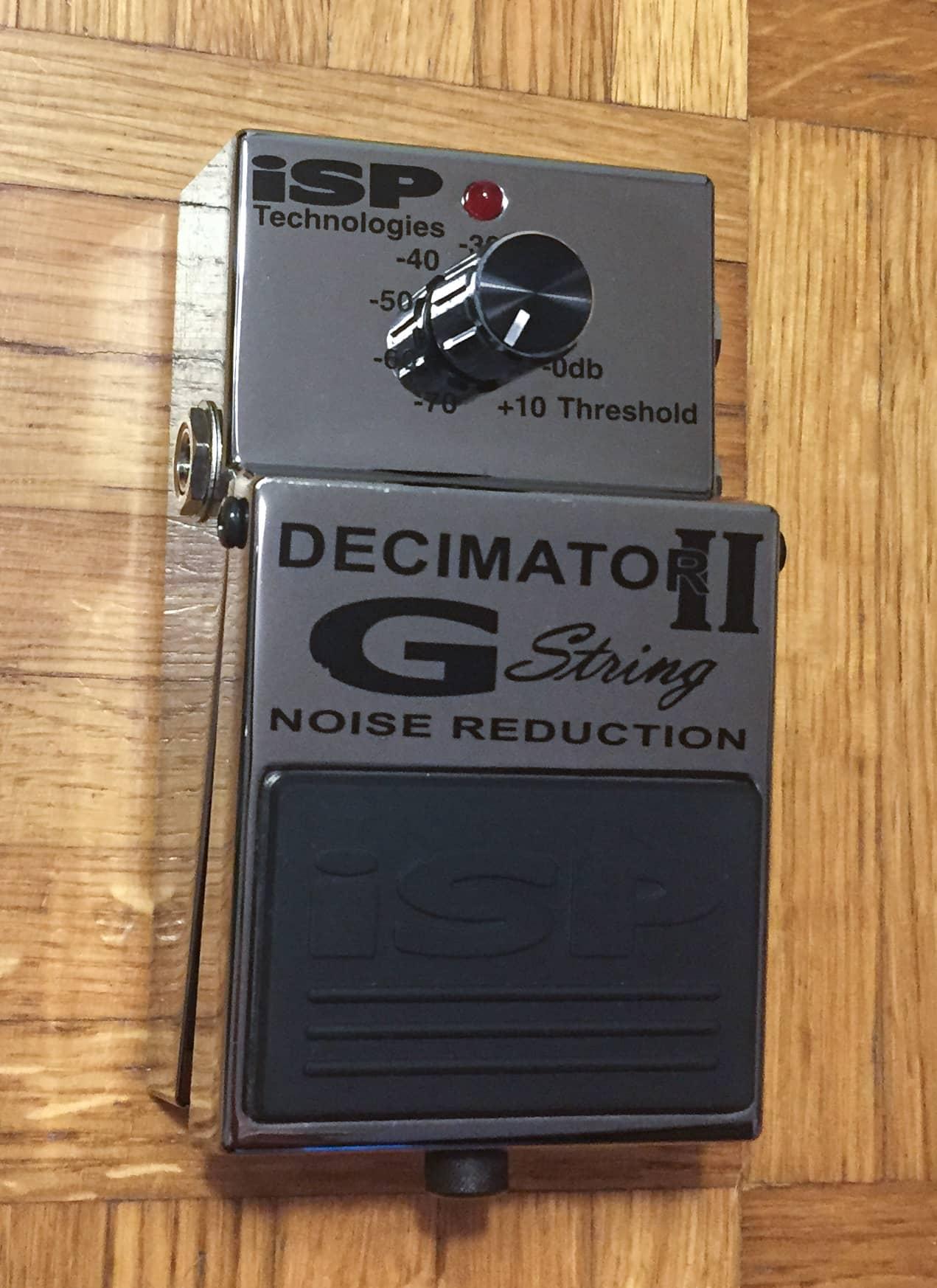 isp decimator g string 2 manual