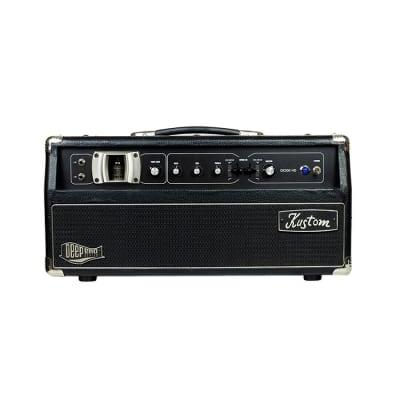 Kustom Kustom Deep End Series DE300HD - 300w Hybrid Tube Bass Head for sale