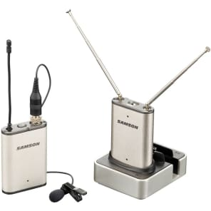 Samson AirLine Micro Camera Wireless Lavalier Mic System - Channel N1 (642.375 MHz)
