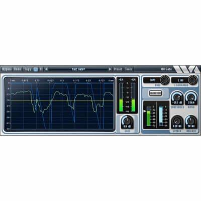 Wave Arts MR Gate Background Attenuation Expander/Gate Plug-In (Native) Software (Download)