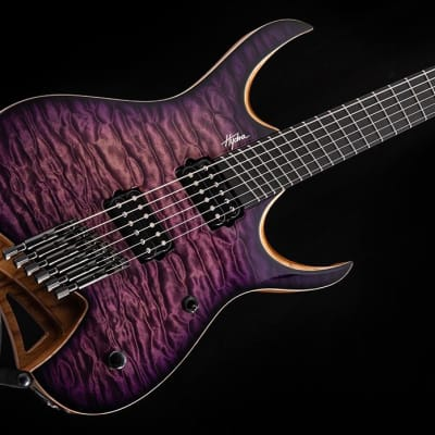 NEW Mayones Hydra Elite VF 6 in Infinite Purple! for sale