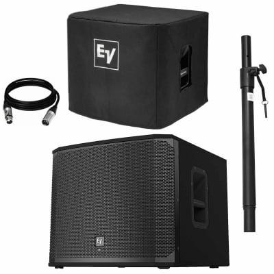 "Electro-Voice EKX-18SP 18"" Powered Subwoofer Package"
