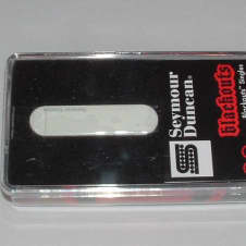 Seymour Duncan AS-1 Blackouts Neck/Middle for Strat (White) - AS-1n White