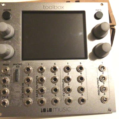1010 Music Toolbox Sequencer and Function Generator
