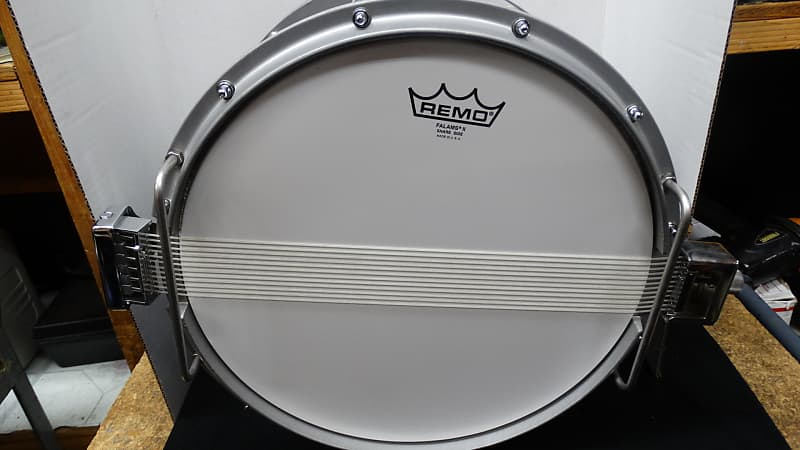 dynasty 14 x 12 black marching snare very good cond look reverb. Black Bedroom Furniture Sets. Home Design Ideas