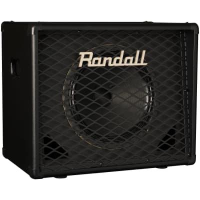 """Randall RD112-V30 Diavlo 65-Watt 1x12"""" Angled Baffle Guitar Speaker Cabinet"""