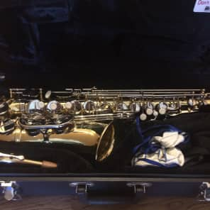 Selmer AS600 Student Model Alto Sax