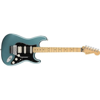 Fender Player Stratocaster Floyd Rose HSS Tidepool Maple Neck for sale