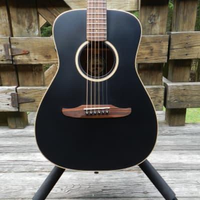 Fender Malibu Special - Matte Black 2020 Matte Black