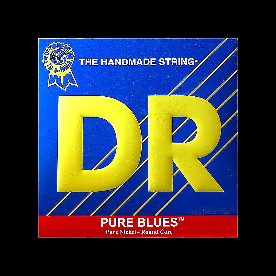 dr phr 11 pure blues heavy electric guitar strings 11 50 reverb. Black Bedroom Furniture Sets. Home Design Ideas