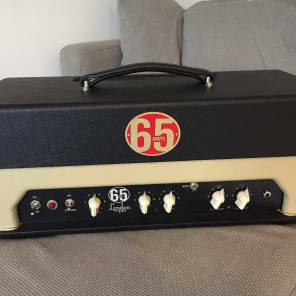 Price Drop - 65 Amps London Pro 18w Head - Boutique, Made in USA Vox/Marshall Hybrid for sale