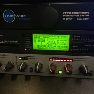 TC Electronic Finalizer 96K Digital Studio Mastering Processor