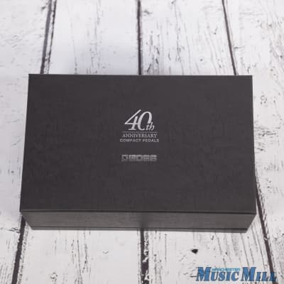 Boss BOX-40 Compact Pedal 40th Anniversary Box Set (OPEN BOX)