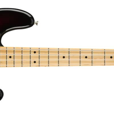Fender Player Precision Bass®, Maple Fingerboard, 3-Color Sunburst for sale