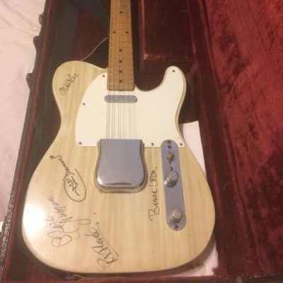 Fender Telecaster 1956 Cream/White