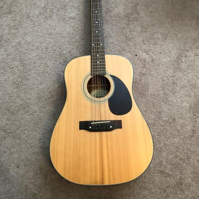 Kramer 12-string acoustic