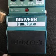 DigiTech Digiverb Blue