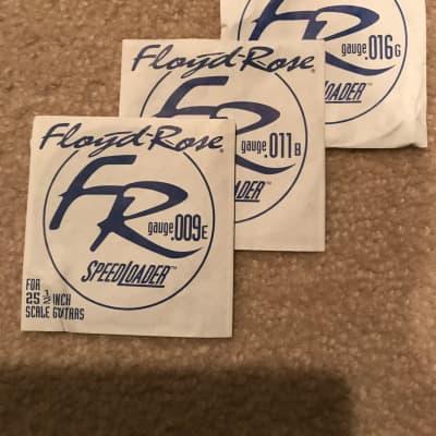 Floyd Rose  SpeedLoader Strings