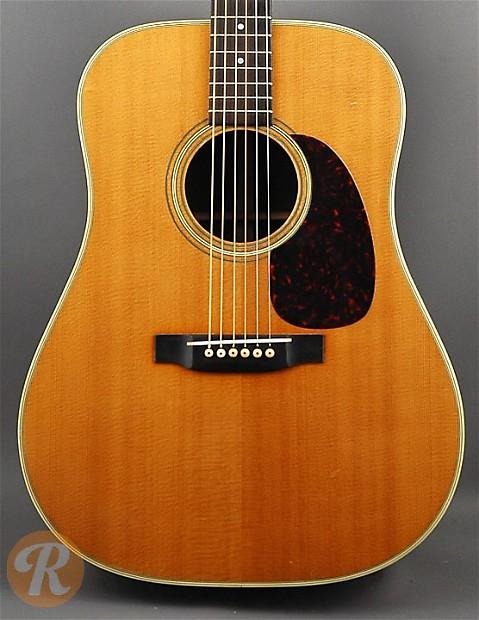 1960s Martin D-28 Dreadnought Acoustic Guitar