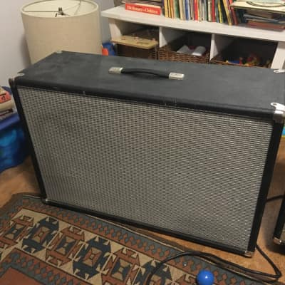 Mojotone 2x12 Guitar Cabinet Open Back for sale